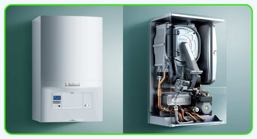 Котел Vaillant ecoTEC plus